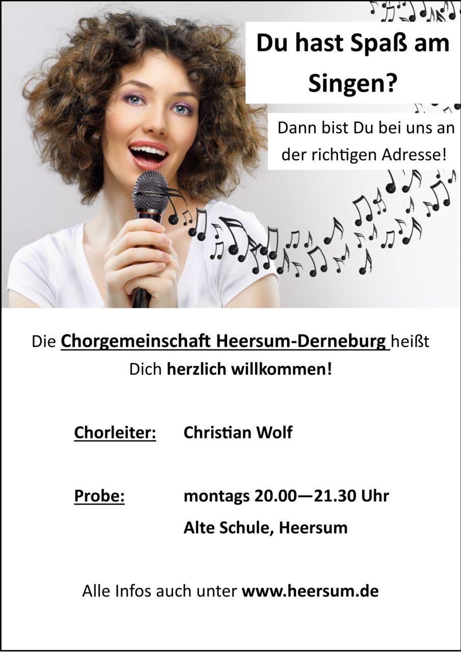 Chorprobe @ Alte Schule