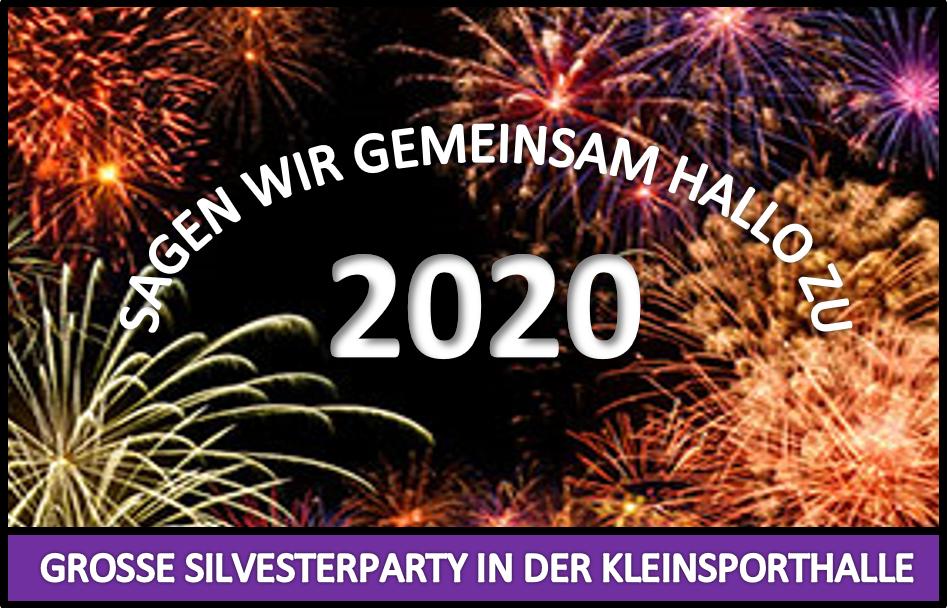 Silvester 2019 @ Kleinsporthalle | Holle | Niedersachsen | Deutschland